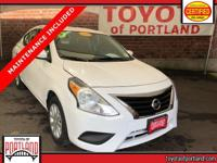**THIS VEHICLE IS CERTIFIED ** This 2017 Nissan Versa
