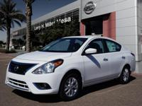 You'll love the look and feel of this 2017 Nissan Versa