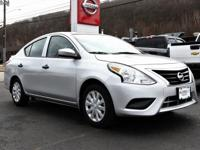 2017 Nissan Versa Brilliant Silver 1.6 SV Oil change
