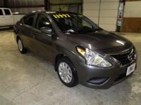 only 6,300 miles!!..VERSA S PLUS: 1 OWNER-LOCAL