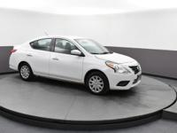 Check out this gently-used 2017 Nissan Versa Sedan we