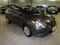 only 8,900 miles!!..VERSA SV: 1 OWNER LOCAL