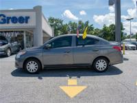 Look no further this 2017 Nissan Versa 1.6 SV (CVT) 4dr