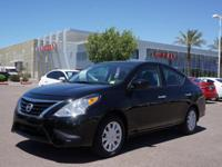 Make sure to get your hands on this 2017 Nissan Versa