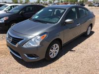 This 2017 Nissan Versa 1.6 SV is a real winner with
