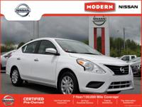 2017 Nissan Versa 1.6 SV New Price! Priced below KBB