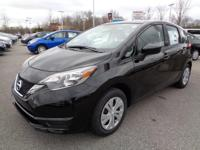 Nissan Certified, LOW MILES - 1,284! SUPER BLACK