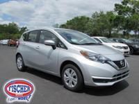 2017 Nissan Versa Note SV, Stop clicking the mouse