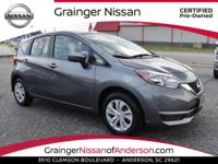FUEL EFFICIENT 39 MPG Hwy/31 MPG City! CARFAX 1-Owner,