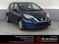 Certified. 2017 Nissan Versa Note SV, **ACCIDENT FREE