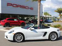 Porsche Certified**LOCAL ONE OWNER**PURCHASED and