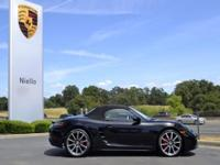 Porsche Certified Pre-Owned!! Navigation System - PCM,