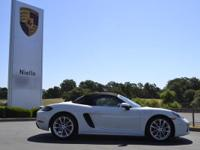 Porsche Certified Pre-Owned!! ONLY 350 miles!! Sport