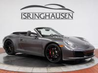 This beautiful 1-owner 2017 Porsche 911 Carrera 4S