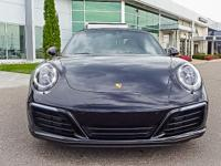 This Highly Sought-after and Very Rare 2017 Porsche