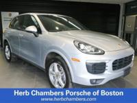 2017 Porsche Cayenne with ONLY 7000 MILES-FACTORY