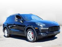 Get your pulse racing in our 2017 Porsche Cayenne Turbo
