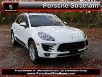 Porsche Audi of Stratham means business! Right SUV!