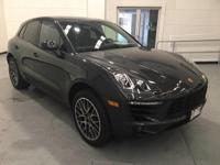 This outstanding example of a 2017 Porsche Macan  is