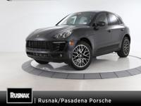 Check out this gently-used 2017 Porsche Macan we
