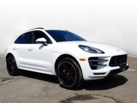 Our top-of-the-line 2017 Porsche Macan Turbo AWD