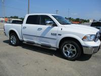 ****ONE OWNER**** Laramie, 4x4, 5.7 Liter Hemi,