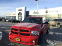 Express trim, SUPER LOW MILES AT A GREAT PRICE! Ram