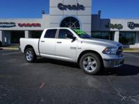 2WD BIG HORN CREW CAB! YOUR SEARCH JUST ENDED! CLICK