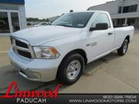 This 2017 RAM 1500 is a great pre-owned vehicle and