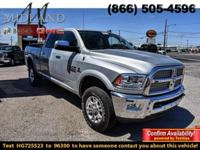 CARFAX One-Owner. Clean CARFAX. Silver 2017 Ram 2500