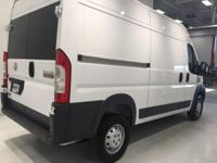 Options:  2017 Ram Promaster 1500 Base|White|**** High