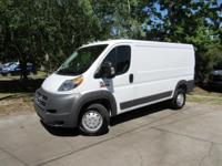 Options:  2017 Ram Promaster 1500 136 Wb Cargo|This