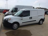 New Price! Bright White 2017 Ram ProMaster City