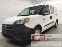 Options:  2017 Ram Promaster City Tradesman|White|New