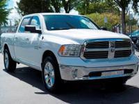Options:  2017 Ram 1500 Big Horn|Bright White