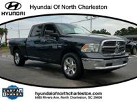 CARFAX One-Owner. Clean CARFAX. 2017 Ram 1500 RWD