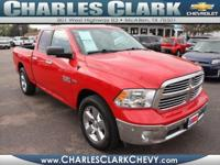 Don't miss out on this 2017 RAM 1500 Big Horn! It comes