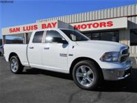 Options:  2017 Ram 1500 Big Horn 2Wd 6.4 Box|For More