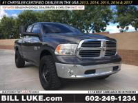 Options:  2017 Ram 1500 Big Horn|Granite Crystal