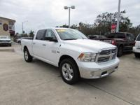 2017 Ram 1500 Big Horn Crewcab 4wd ** 4X4 ** Alloys **
