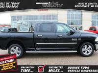 Options:  2017 Ram 1500 4Wd Big Horn Crew