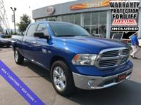 BIG HORN * 4X4 * BACK UP CAMERA * CREW CAB * 5.7L *
