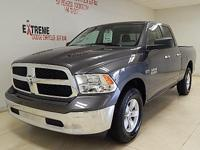 Options:  2017 Ram 1500 V8 4X4|Features Include