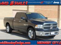 1500 Big Horn, Chrysler Certified, 4D Quad Cab, HEMI