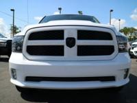 Options:  2017 Ram 1500 Express|Bright White