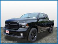 2017 Ram 1500 Express  Options:  20 Inch Wheels|4-Wheel