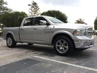 New Arrival! CarFax 1-Owner, LOW MILES, This 2017 Ram