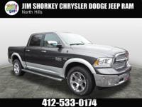 2017 Ram 1500 Laramie New Price! CARFAX One-Owner.