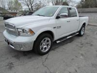 Auto World is pleased to offer this 2017 Ram 1500