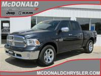 Options:  2017 Ram 1500 Laramie 4X4 Crew Cab 149 In.